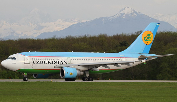 Uzbekistan Airways aircrafts