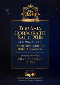 top asia corporate ball 2018