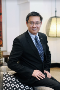Darren Cher, the new Country General Manager of The Ascott Limited for Malaysia